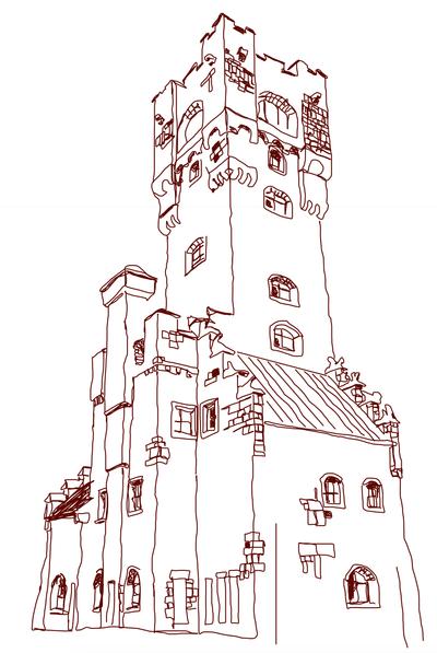 Kreis Freudenthal: Altvaterturm und Trinkhalle