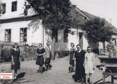 Von Annemarie Dreher 1938–1946 aus dem Kreis Jägerndorf