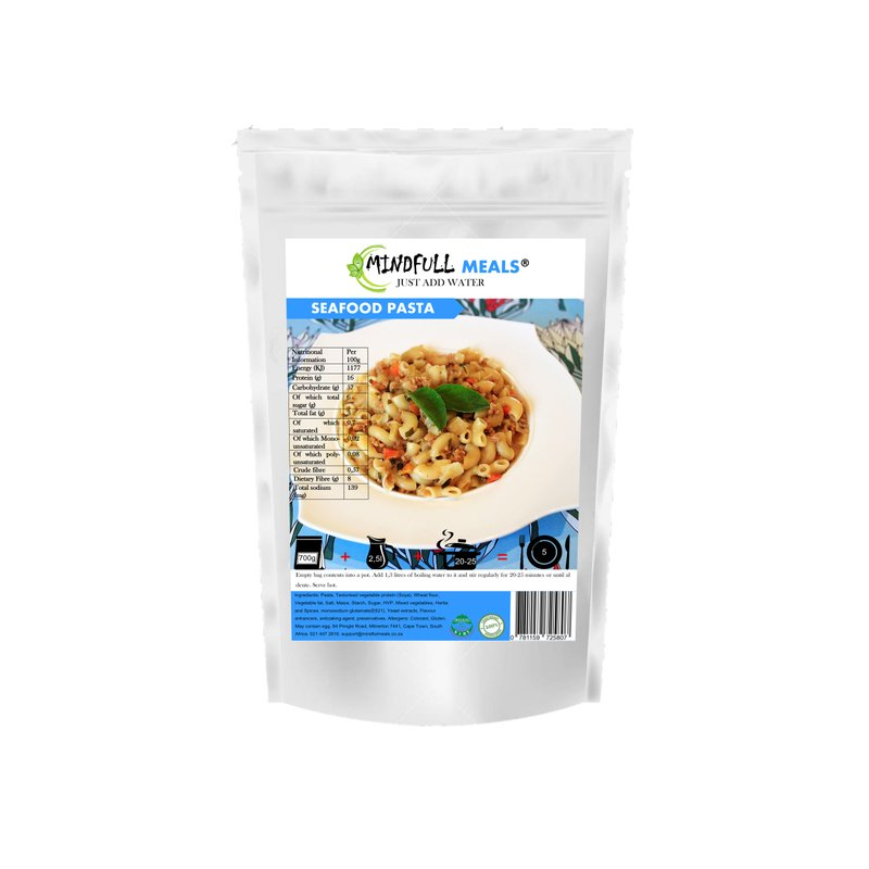 Seafood Pasta 700g