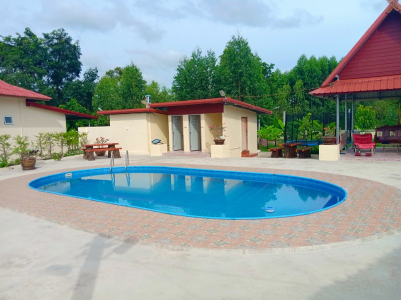 UdonThani Pool apartment from 299 baht per Day