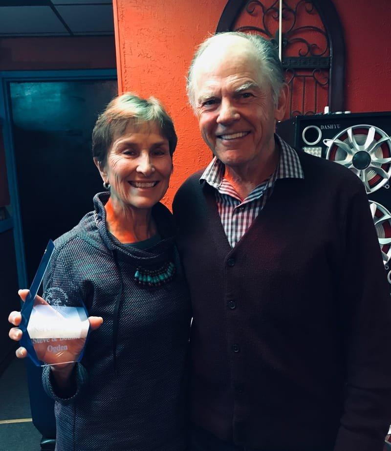 Steve and Bonnie Odgen