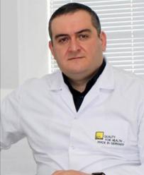Prof. Dr. Vladimer Papava MD. PhD.