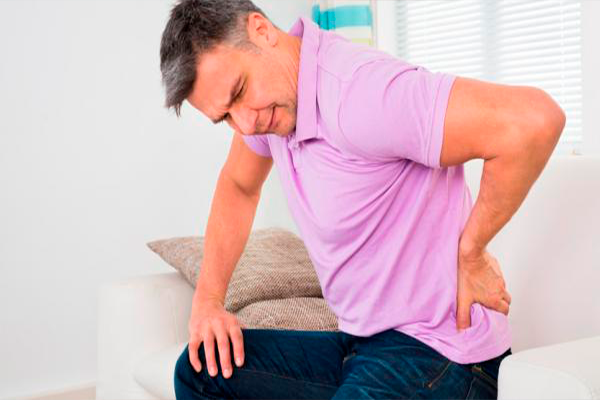 Lumbalgia (dolor de espalda)