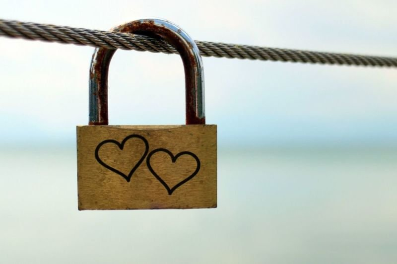 Love Lock Ceremony