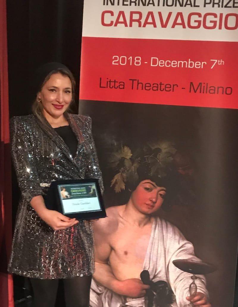 carravagio international prize