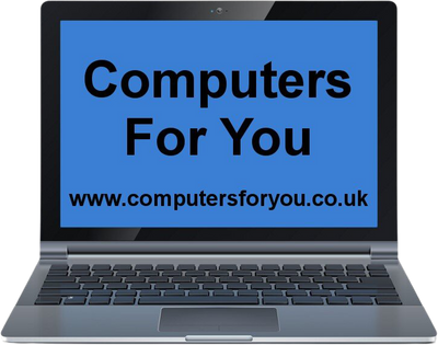 Ink & Laptops - Computers For You