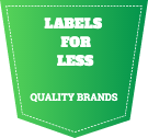 labels for less