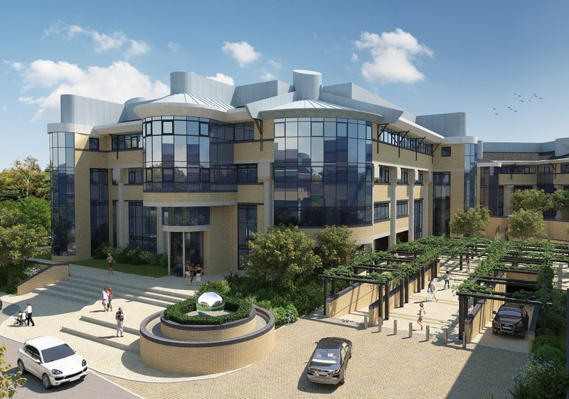 IconBlu / New Horizons Court, Brentford