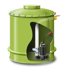 Sewage Pump Station
