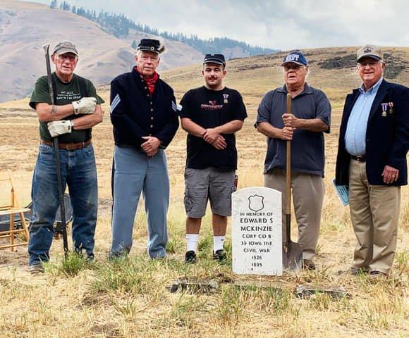 Graves Preservation