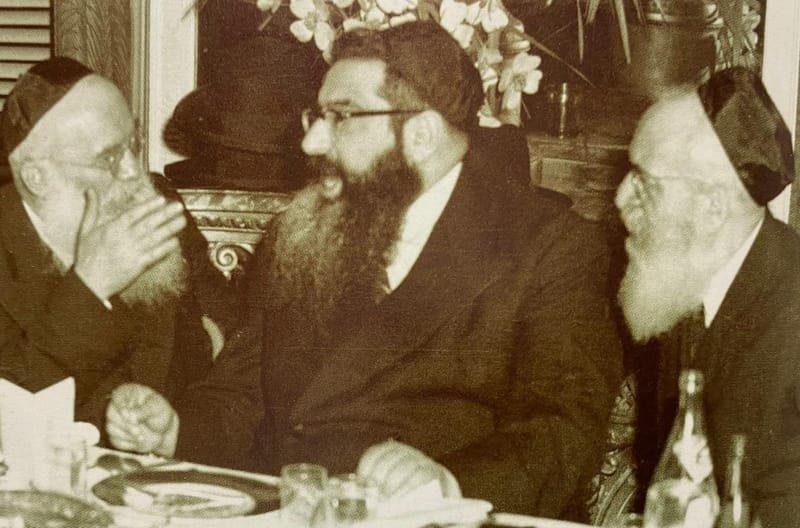 """הרב יצחק הוטנר זצ""""ל"""