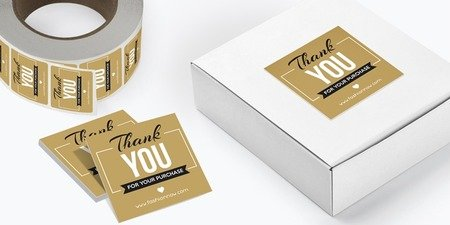 How to Boost Up Your Brand Sales?               The Answer Is Business Stickers! - Business Stickers