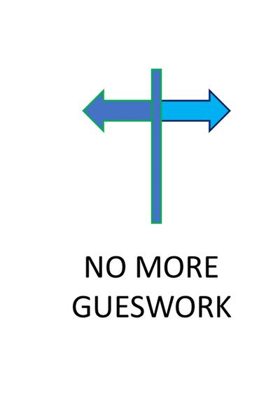 No More GuessWork