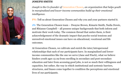 Impressed with GENERATion chosen