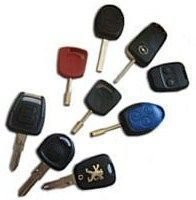Car key replacements