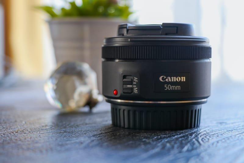 Canon Lens 50mm