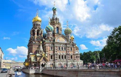 St. Petersburg 18.06.2018