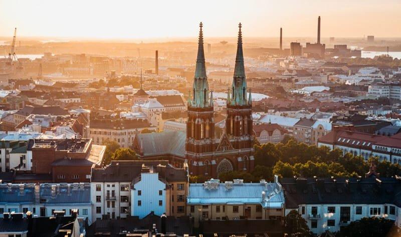Helsinki Stadt 21.06.2018