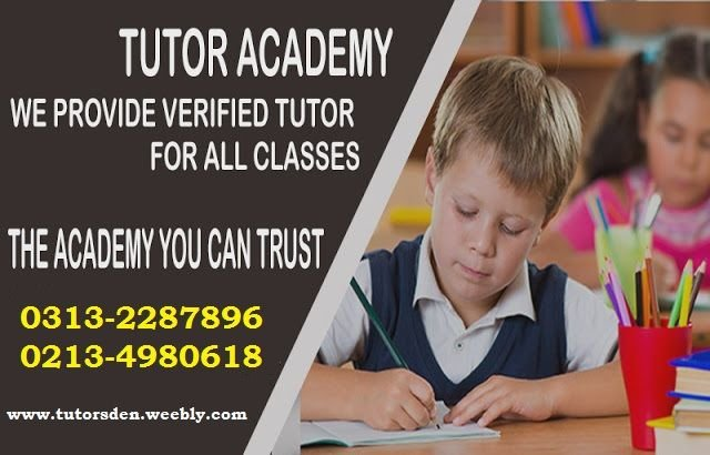 O'level A'level Home Tutor and Teacher Academy, Tuition Provider
