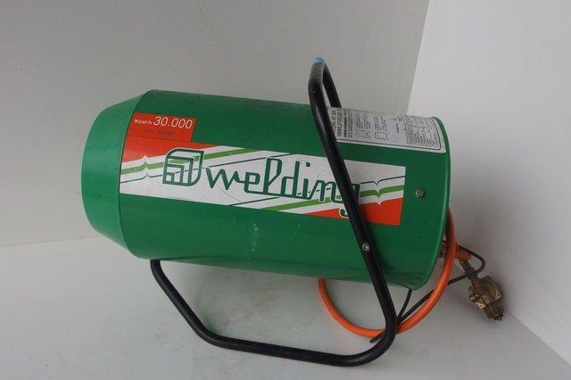 Noleggio Generatore aria calda - Welding art 65325