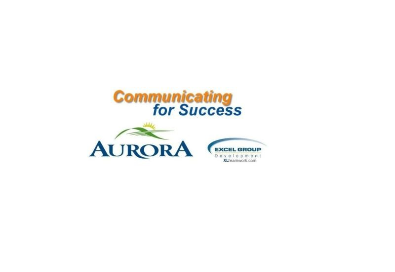 Communicating for Success at Town of Aurora