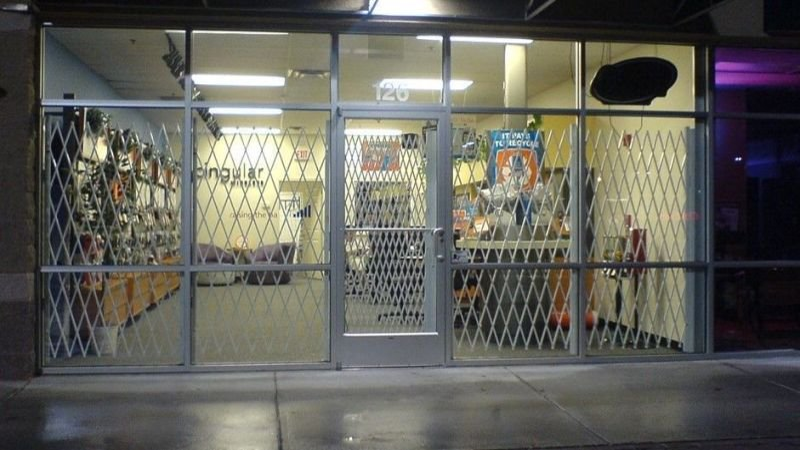 Expandable Gates by XPANDA