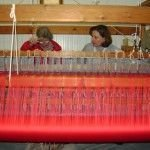 The traditional loom