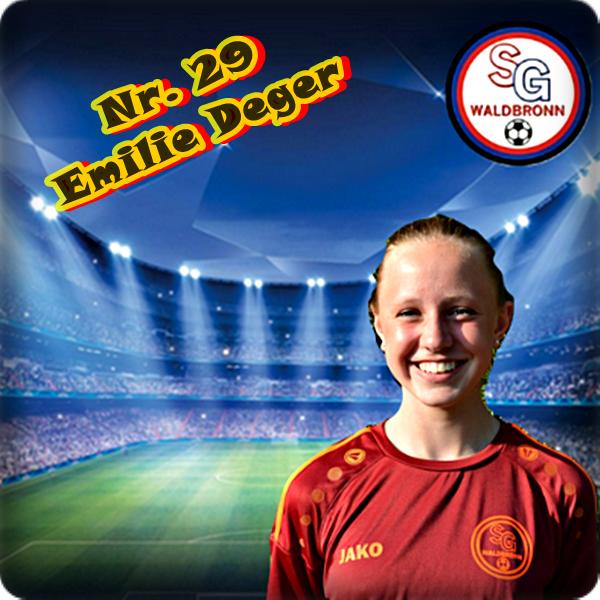 Emilie Deger