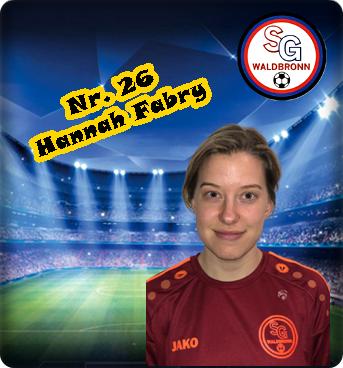 Hannah Fabry
