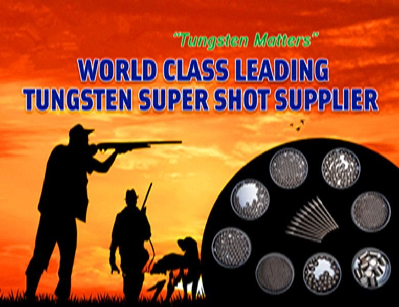Tungsten Hunting